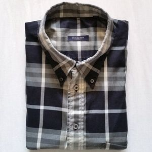 Burberry London Button Down Shirt